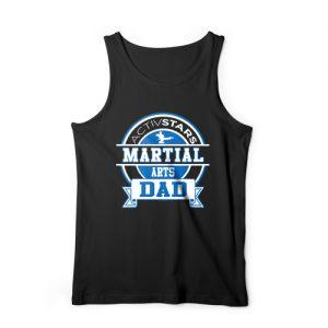 Martial Arts Dad Tank Top (D2)