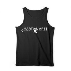 Martial Arts - Skills For Life Tank Top (K1)