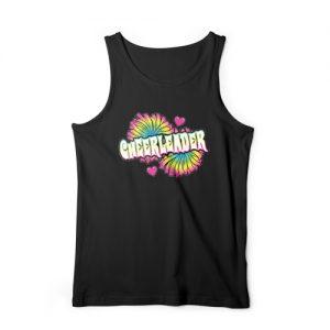 Tie Dye Cheerleader Tank Top (C5)