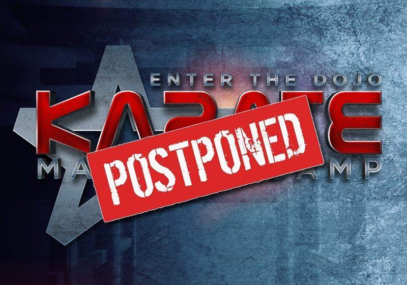 Postponed-Masters Camp
